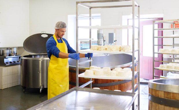 ¿Cuáles son las instancias de control en la industria de alimentos?