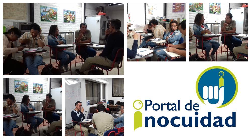 Curso HACCP Ecuador. Agosto 2018.