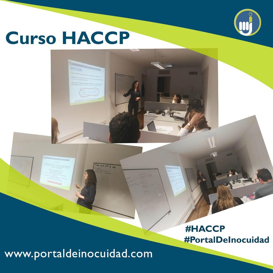 Curso HACCP Argentina (SEP/2018) Nuestra experiencia.
