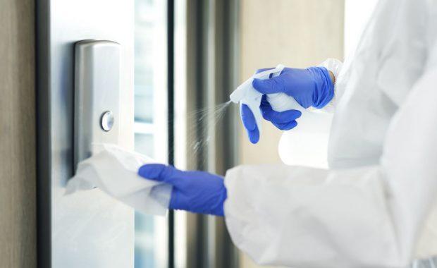 Limpieza y desinfección / COVID-19