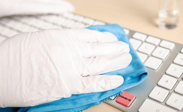 COVID-19: limpieza, sanitización y desinfección