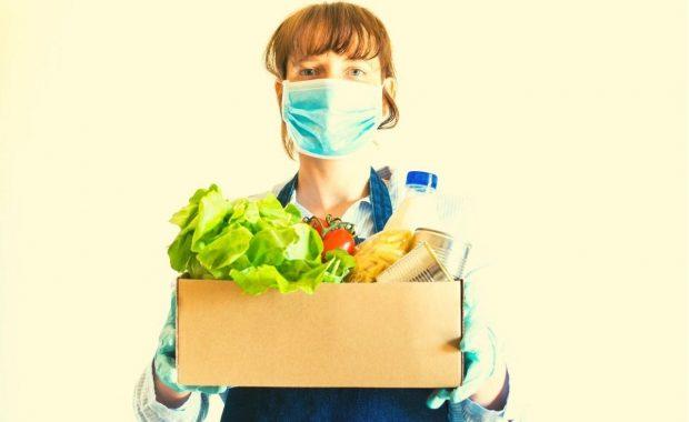 COVID-19 + inocuidad alimentaria