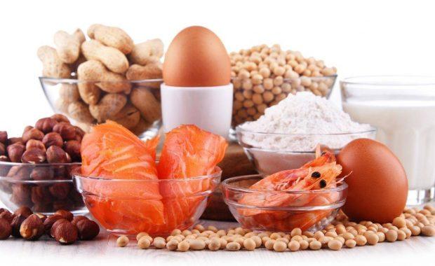 Una comida, un bocado, un sorbo: ¿cuánto alérgeno contiene?