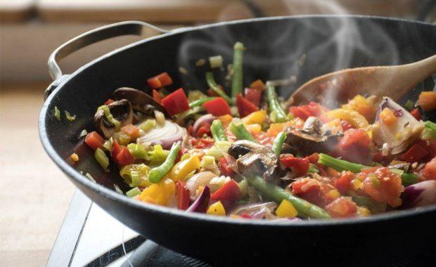 Cartelería PI: cocción segura de alimentos