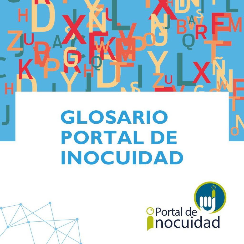 Glosario Portal de Inocuidad.